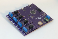 Galvanically Isolated Quad Channel CAN/CAN-FD to USB Gateway