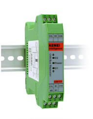 Copperhill Technologies - CAN Bus DIN Rail Isolated Repeater