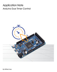 Application Note: Arduino Due Timer Control