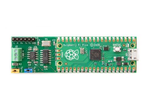 CANPico - CAN Bus Module With Raspberry Pi Pico