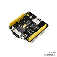 Arduino CAN-BUS Shield with MCP2515 and SD Socket