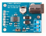 LIN (Local Interconnect Network) is a serial network protocol used for communication between components in vehicles.
