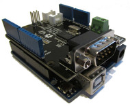 jARDCAN - CAN Bus Or SAE J1939 Node With Arduino Uno plus Literature