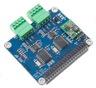 PiCAN2 Duo CAN-Bus Board for Raspberry Pi 2 with SMPS
