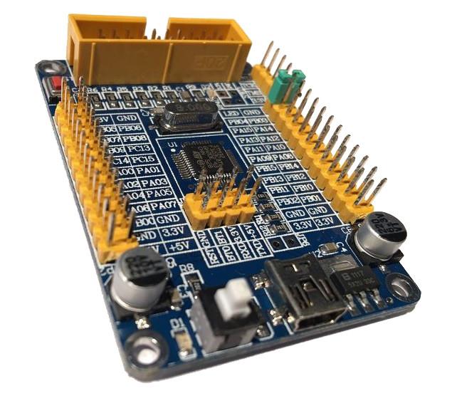 ARM Cortex-M3 STM32 Mini Development Board