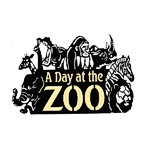 A Day at the Zoo 2 Color Die Cut