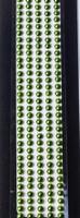 "Sleek Strips 12"" Pearls - Dark Green"