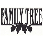 Family Tree - Decorative Design