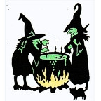 Witches Brew 3 color design