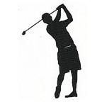 Golfer - Swung
