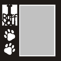 I Ruff You - 6x6 Overlay