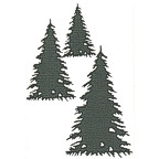 Pine Trees - Set of 3 sizes!
