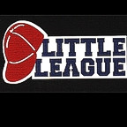Little League featuring cap - 3 colors!