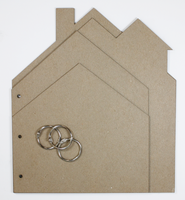 House Chipboard Album