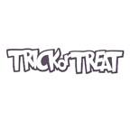 Trick or Treat Title Strip