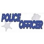 Police Officer 4 piece set