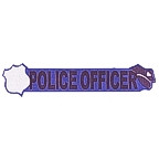 Police Officer Title Strip