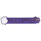 Police Officer Title Strip