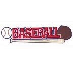 Baseball Title Strip