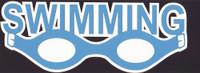 Swimming Title Strip
