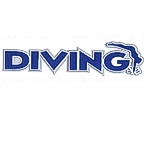 Diving with 1 Diver Title Strip
