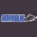 Snowmobiling Title Strip