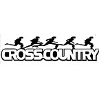 Cross Country  Color Title Strip - White Text