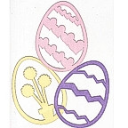 Easter Eggs - Set of 3 - Really cute!!!