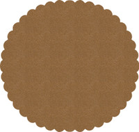 12 x 12 Decorative Sheet Style B - Chipboard