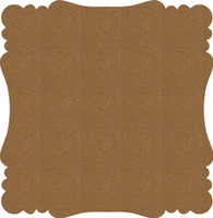 12 x 12 Decorative Sheet Style C - Chipboard