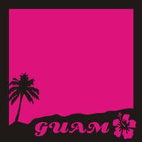 Guam - 12x12 Overlay