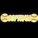 Softball Title Strip