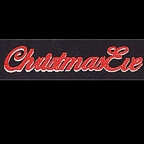 Christmas Eve GLITTER Title Strip