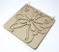 Butterfly Chipboard Album