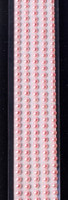 "Sleek Strips 12"" Pearls - Soft Pink"