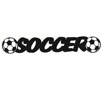 Soccer Ball Title Strip/2 Balls
