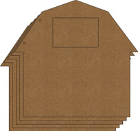 Barn Chipboard Album