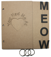You had me at Meow Chipboard Album