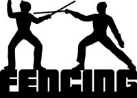 Fencing Die Cut