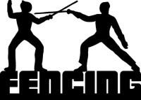 Fencing Die Cut