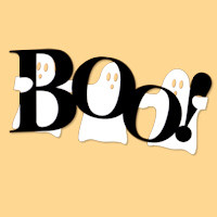Boo with Ghosts