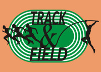 Track and Field - Die Cut