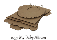 My Baby - Chipboard Album