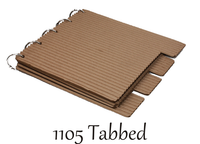 Tabbed Corrugated