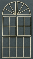 Build a Window 1 - Chipboard Embellishments