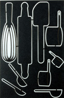 Cooking Set - Silhouette