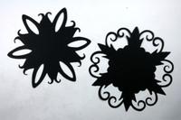 Doily Set 1 - Silhouettes