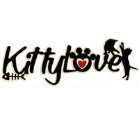 Kitty Love Title Strip