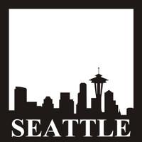 Seattle - 12x12 Overlay