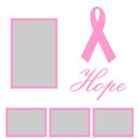 Hope - 12x12 Overlay